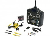 Dron-micro X4SPY Sport 2,4GHz kamera i SD Carson