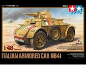 1/48 Armored Car AB41 Tamiya 89778