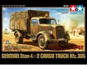 1/48 German 3ton 4x2 Cargo Truck Kfz.305 Tamiya 89782