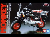 1/6 Honda Monkey 40th Anniversary Tamiya 16032