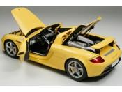 1/12 Porsche Carrera GT Yellow Tamiya 23207