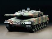 Czołg Leopard 2 A6 p/opcja Tamiya 56020