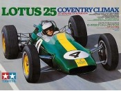 Tamiya 20044 1/20 Lotus 25 Coventry Climax - foto 1