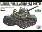 1/35 US M42 Duster Kit w/Gearbox Tamiya 30027