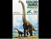 Tamiya 60106 1/35 Diorama dinozaur brachiozaur - foto 1