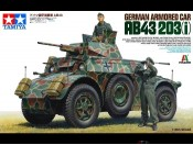 1/35 German Armored Car AB43 203i Tamiya 89697