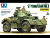 1/35 British Staghound Mk.I Tamiya 89770