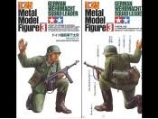 1/25 Wehrmacht Squad Leader Tamiya 89626