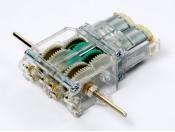 Przekładnia 2-silnikowa przezroczysta Tamiya 69910