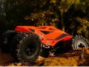 Crawler 4WD RTR czerwony DF Models 3052