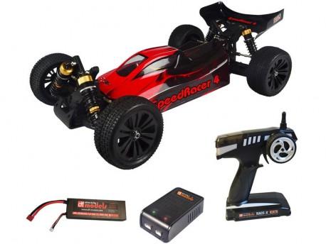 Buggy SpeedRacer 4 4WD RTR DF Models 3065
