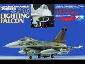 1/72 F-16 Fighting Falcon Tamiya 60701