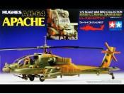 1/72 Helikopter AH-64 Apache Tamiya 60707