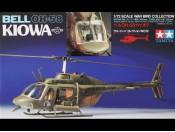 1/72 Bell OH-58 Kiowa Tamiya 60712