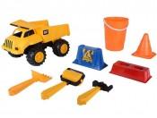 Wywrotka CAT 14 cali + akcesoria ToyState 32735