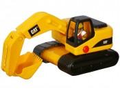Koparka CAT z silnikiem LightSound ToyState 80168