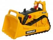 Buldożer CAT z silnikiem LightSound ToyState 80172