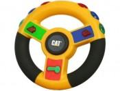 Interaktywna kierownica Caterpillar Toy State 80225