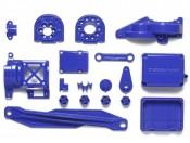 TT-02 Części D niebieskie Tamiya 47335