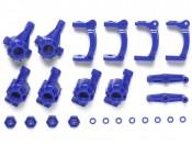 TT-02B Części B niebieskie Tamiya 47337