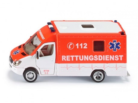 Siku 2108 Ambulans Mercedes Sprinter 1/50