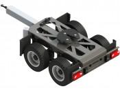 Truck 1:14 Wózek dolly 2-osiowy Carson 500907210