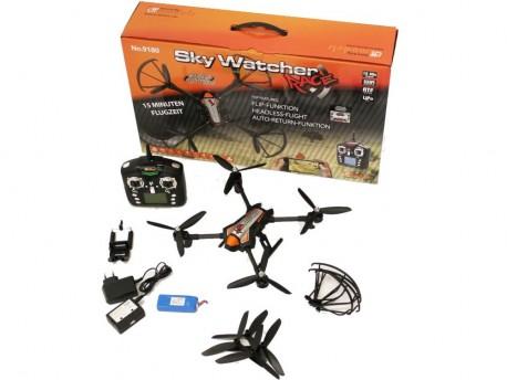 Dron SkyWatcher Race Wi-Fi kamera FPV 2,4GHz RTF DF Models 9180