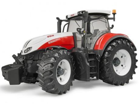 Bruder 03180 Traktor Steyr 6300 Terrus CVT