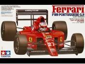 1/20 Ferrari F189 Portuguese GP Tamiya 20024