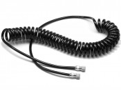 Wąż spiralny do aerografu/kompresora 2m Tamiya 74557