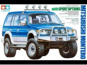 1/24 Montero Sport Options Tamiya 24124