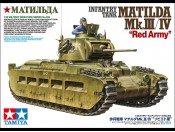 1/35 British Matilda Mk.III/IV Red Army Tamiya 35355