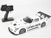 Tamiya 46624 TT-01ES MB SLS AMG GT3 4WD 2,4GHz XBS RTR - foto 1