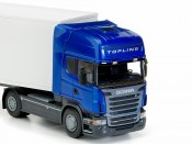 Emek 85000 Scania Topline R620 ciągnik - mix