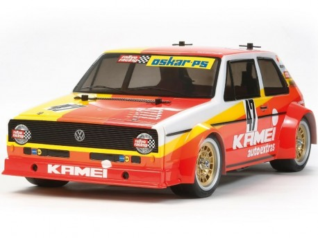 M-05 VW Golf I Racing Gr.2 Kamei Tamiya 47308