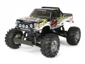 WT-01 Bush Devil II 2WD Monster Truck Tamiya 58523