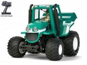 WR-02G Farm King Wheelie 2WD traktor 2,4 GHz XB RTR Tamiya 57853