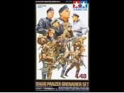 1/48 WWII Panzer Grenadier Tamiya 32514