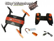 Dron SkyWatcher Pocket Racer Wi-Fi kamera 2,4GHz RTF DF Models 9300