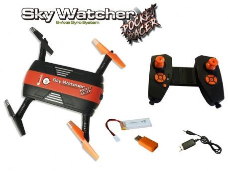 Dron SkyWatcher Pocket Racer Wi-Fi kamera 2,4GHz RTF DF Models 9300