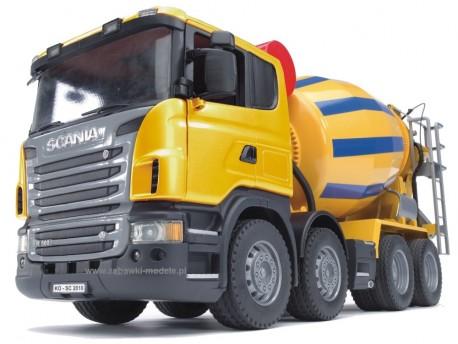 Bruder 03554 Scania R Betoniarka