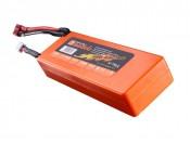 Akumulator 7,4V/6500mAh LiPo 45C 2S DF Models 1863