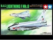 1/100 BAC Lightning F.Mk.6 Tamiya 61608