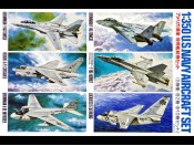 1/350 US Navy Aircraft Set I Tamiya 78006