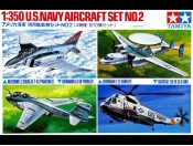 1/350 US Navy Aircraft Set II Tamiya 78009