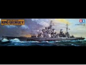 1/350 British Battleship King George V Tamiya 78010