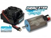 Silnik bezszczotkowy 10T Waterproof Carson 500906236