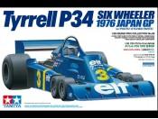 Tamiya 20058 1/20 Tyrrell P34 1976 Japan GP - foto 1