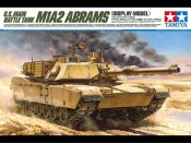 Tamiya 36212 1/16 US Main Battle Tank M1A2 Abrams - foto 1