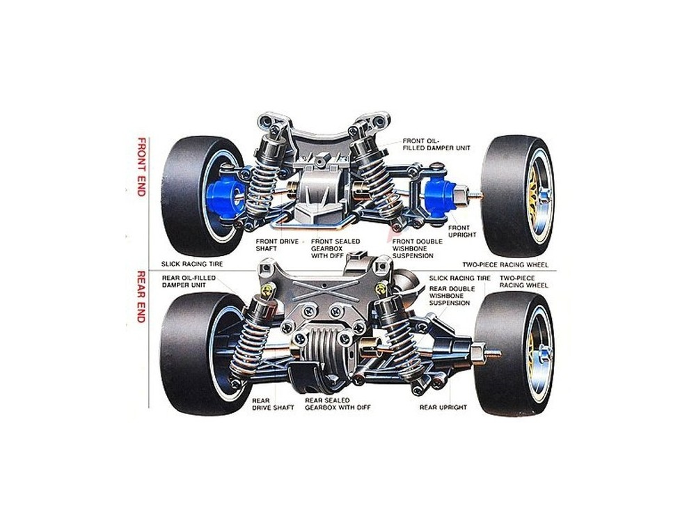 tamiya 47362 ta 02sw porsche 911 gt2 racing. Black Bedroom Furniture Sets. Home Design Ideas